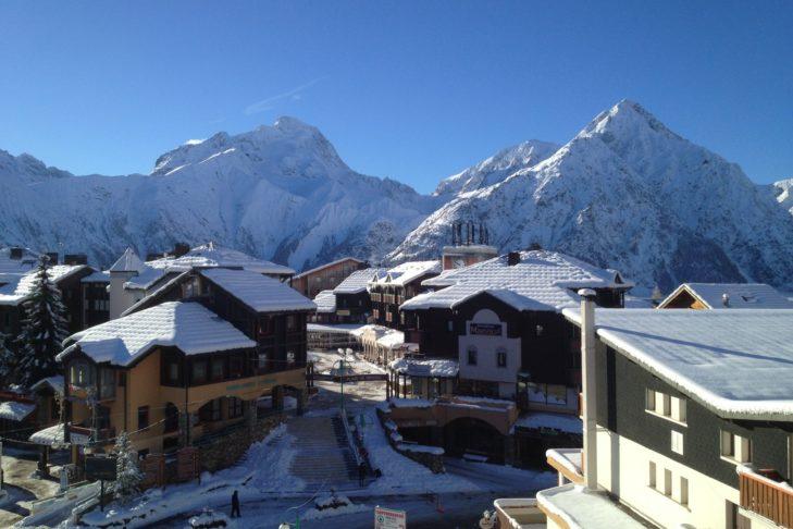 SnowTrex hat verschiedene Unterkünfte in Les 2 Alpes zur Verfügung.