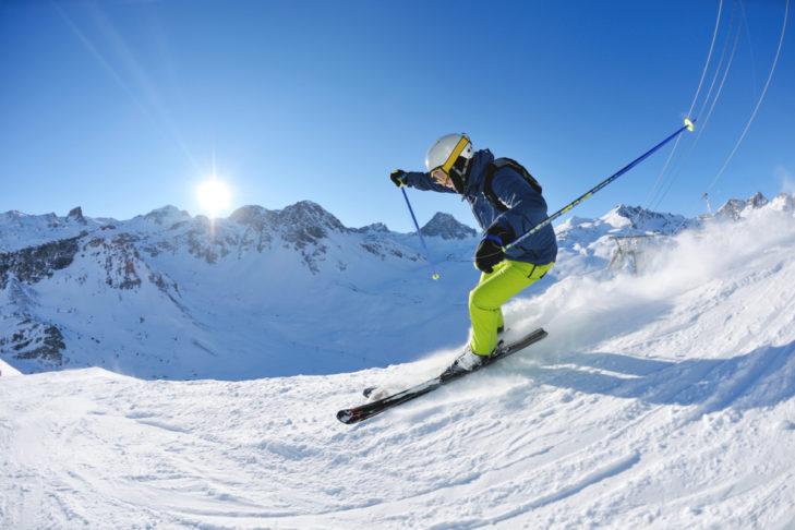 Der Countdown zur Skisaison hat begonnen.