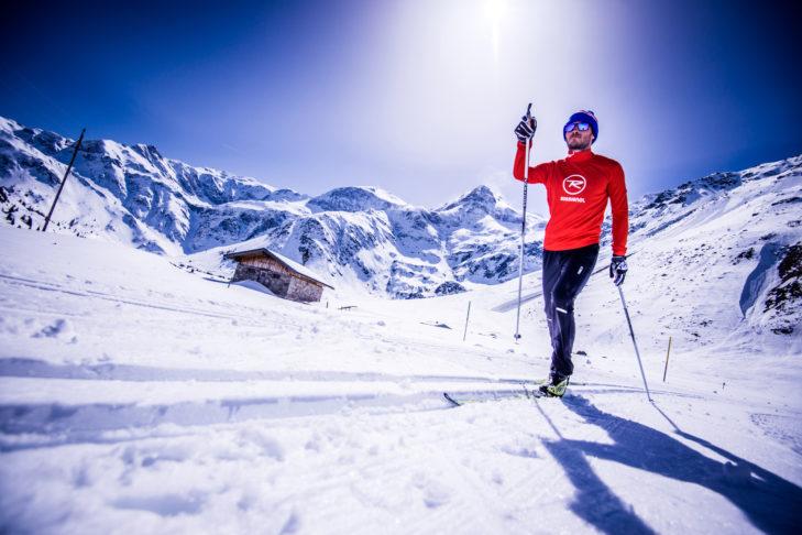 Langlaufen gehört zu den vielen sportiven Freizeitaktivitäten im Gasteinertal.