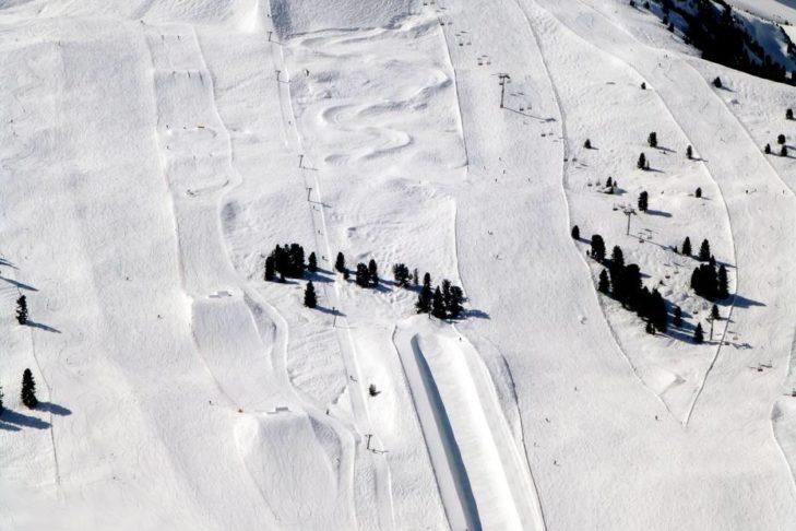 In der Skiregion Kühtai-Hochoetz kommen sowohl Anfänger als auch Fortgeschrittene auf ihre Kosten.