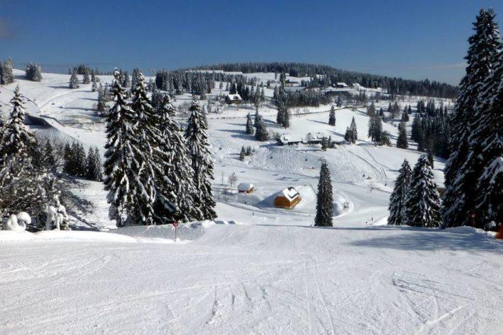 Das Skigebiet Freudenstadt-Kniebis eignet sich ideal für Skianfänger.