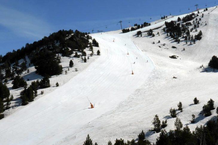 Ins Skigebiet Grandvalira kann man insgesamt über sechs Skiorte einsteigen.
