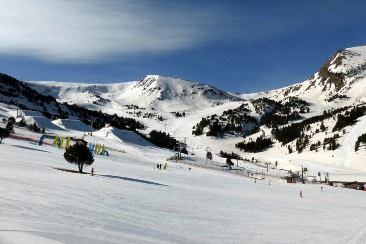 Skifahren in Andorra - ein Geheimtipp.