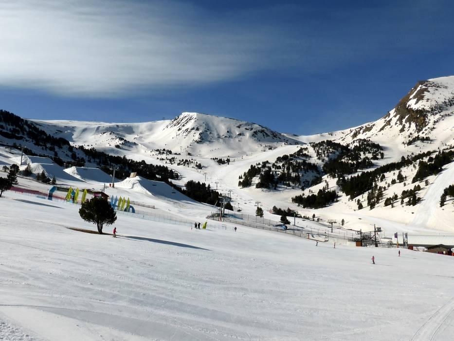 Skigebiet pas de la casa grandvalira skifahren pistenplan apr s ski - Webcams pas de la casa ...