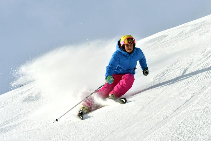 Skigebiet Idre Fjäll, Foto: Nisse Schmidt