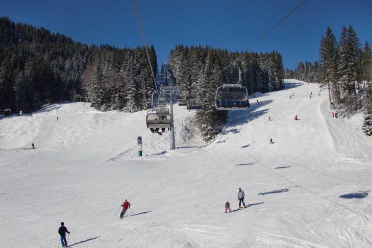 Im Skigebiet Spitzingsee-Tegernsee gibt es Pisten für alle Könnerstufen.