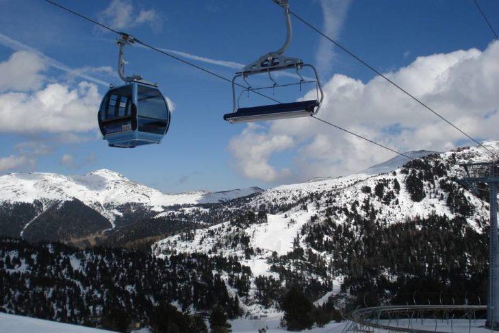 Das Skigebiet Turracher Höhe gehört zur Skiregion Kärnten & Osttirol.
