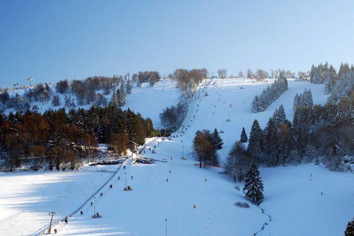 Das Skigebiet Willingen eignet sich für Einsteiger und Könner.