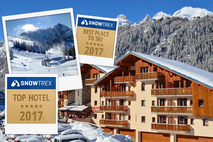 SnowTrex-Award 2017: Unsere besten Skigebiete und Top-Hotels erhalten einen Award.
