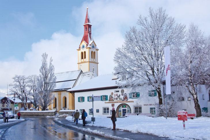 Dorfkirche von Igls.