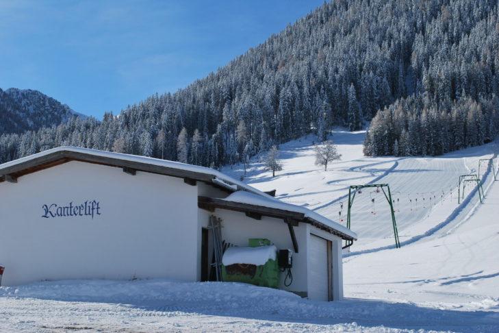 Skigebiet Kartitsch: Ein perfektes Skigebiet für Familien mit Kindern.
