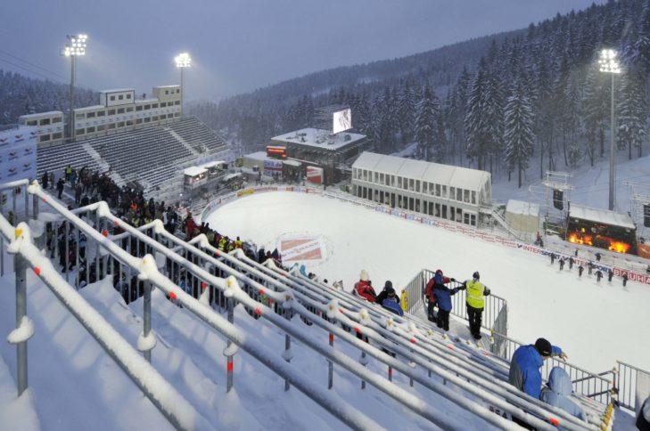 Das Sport Park Areal Liberec bietet Möglichkeiten zur weiteren Freizeitgestaltung.