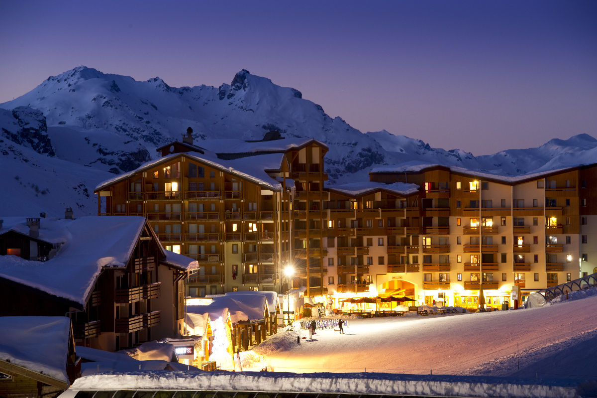 Skigebiet les menuires les menuires saint martin - Office de tourisme saint martin de belleville ...