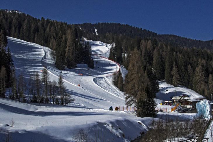 Im Skigebiet Civetta warten 80 Pistenkilometer auf Wintersportler.