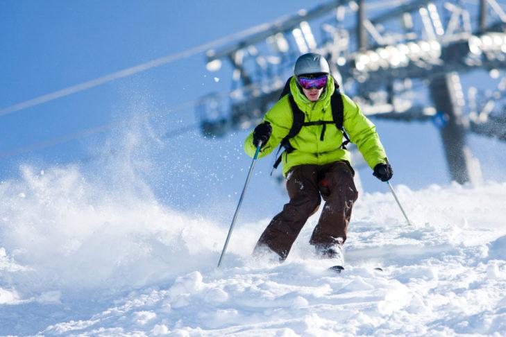 Jetzt die Fahrtechnik beim Skifahren verbessern - mit einem digitalen Skilehrer!