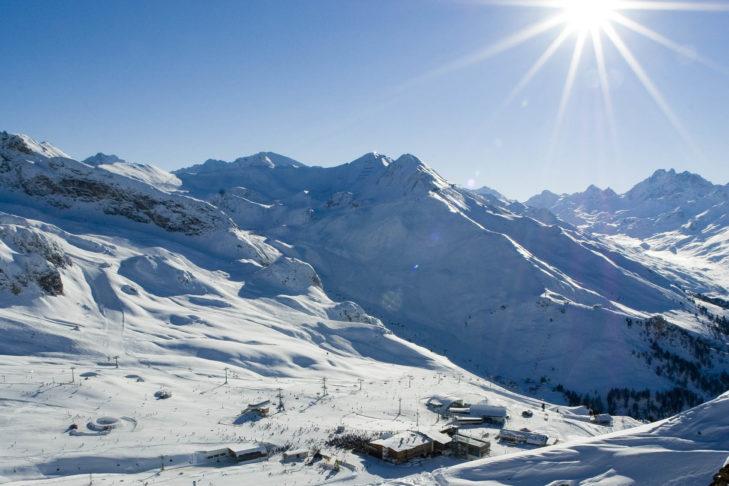 Ischgl und die Silvretta Arena: Besonders bei Après-Ski-Liebhabern beliebt.