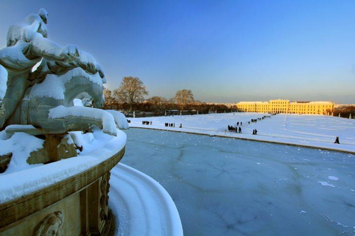 Das Schloss Schönburg in Wien lässt Herzen von Kulturliebhabern höher schlagen.