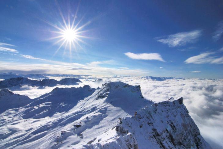 Ein solches Bergpanorama sollte jeder einmal live gesehen haben!