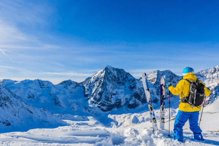 Skifahren in Italien ist für jeden Wintersportler ein Hochgenuss.