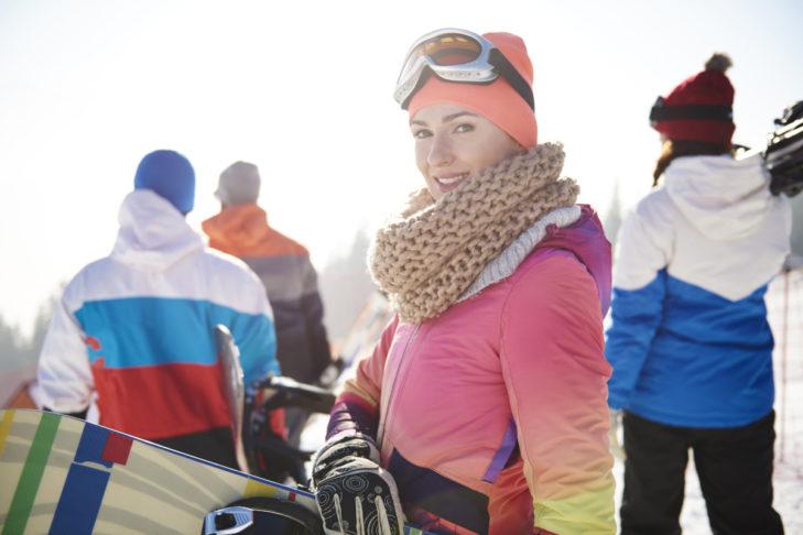 Saisonarbeit im Skigebiet - eine tolle Möglichkeit, die Berge eine ganze Saison lang zu genießen!