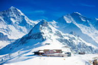 Skiurlaub an der Piste