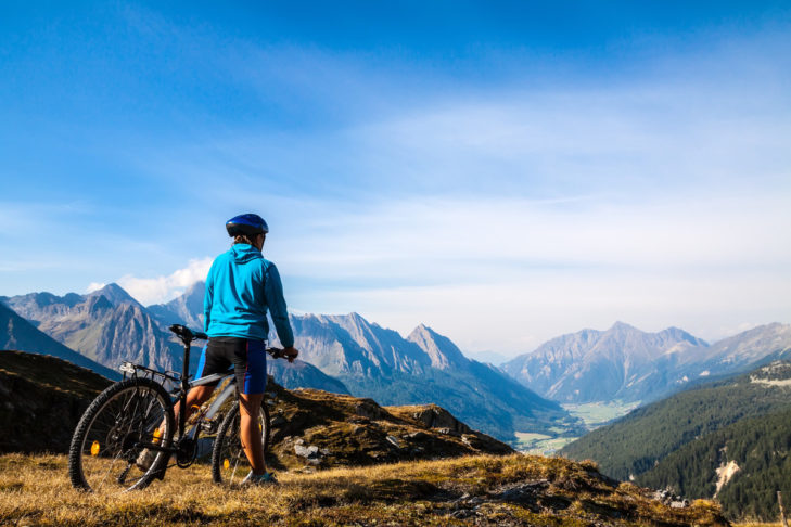 Mountainbiking: Fun und Action in den Bergen