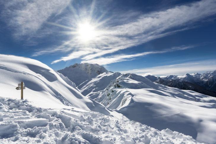 Warum nicht einmal Weltcup-Luft in der Skiregion Dolomiti Superski atmen?