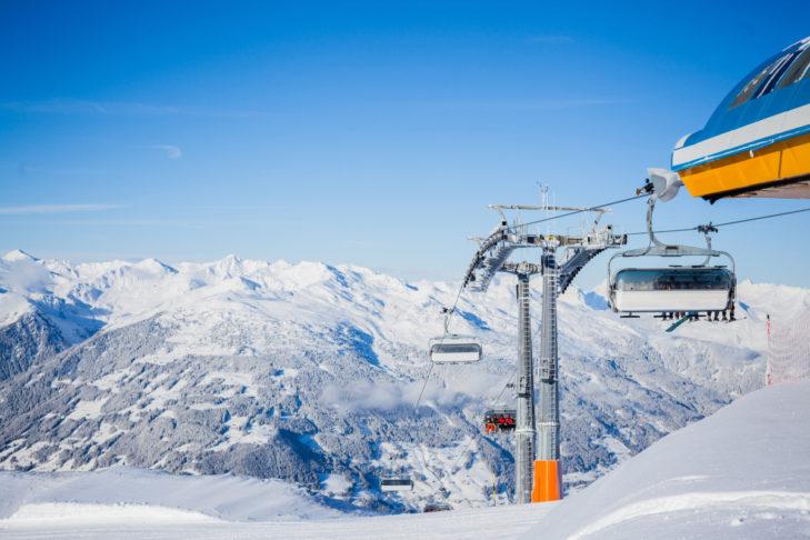 In der Skiregion Zillertal kommt jeder auf seine Kosten.