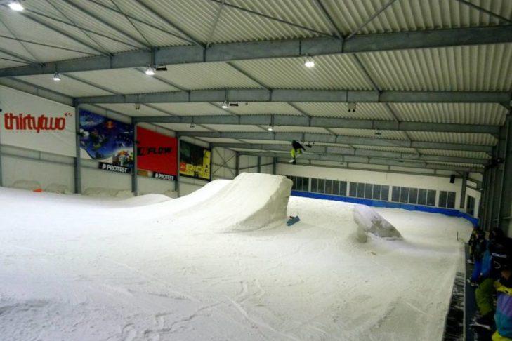 Funpark im Snow Valley.