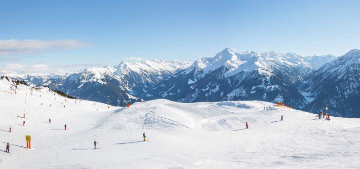 Das Skigebiet Mayrhofen hat sich vergrößert.