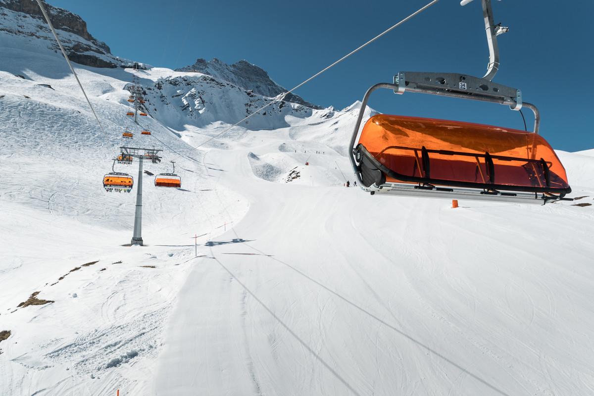 Sicher Sesselbahn Fahren Snowtrex Magazin