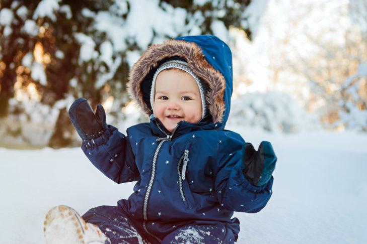 Auch ohne Skifahren den Winterurlaub genießen.