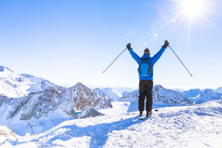 Klassische Fehler vermeiden und den Skitag voll auskosten.