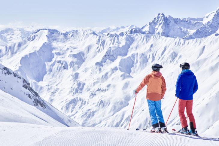 Skifahren in Österreich bietet alles, was das Skifahrer-Herz begehrt.