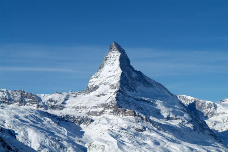 Das Matterhorn: Einer der meistfotografierten Berge der Welt.