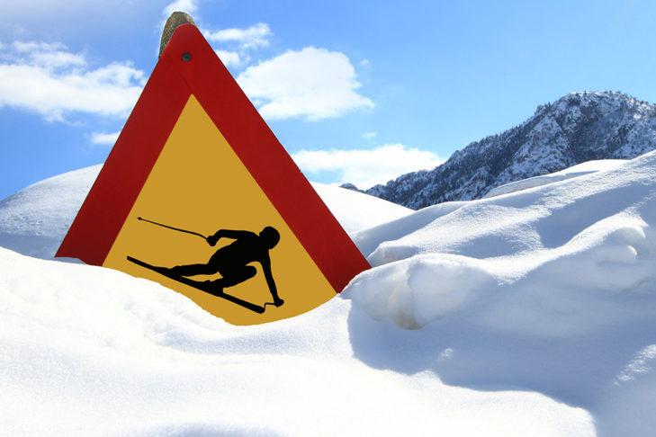 Sicherheit beim Skifahren ist für SnowTrex oberstes Gebot.