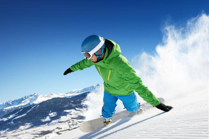 Nur die Wenigsten kennen alle Snowboard-Disziplinen.