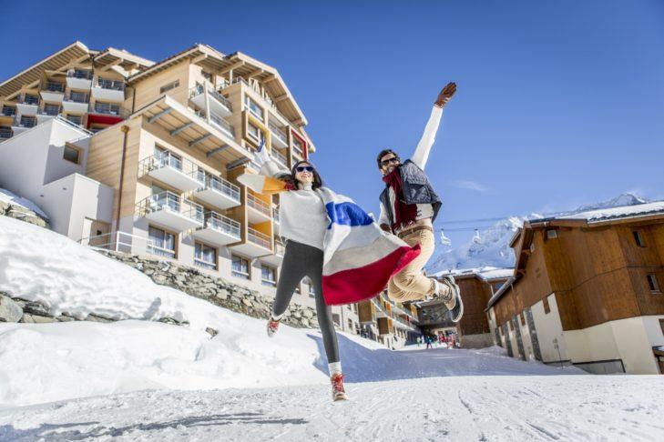 Die Club Med Winterresorts bieten alles, was das Urlauberherz begehrt.