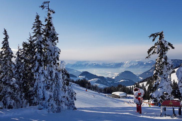 Ein Skiurlaub am Wilden Kaiser lohnt sich definitiv!