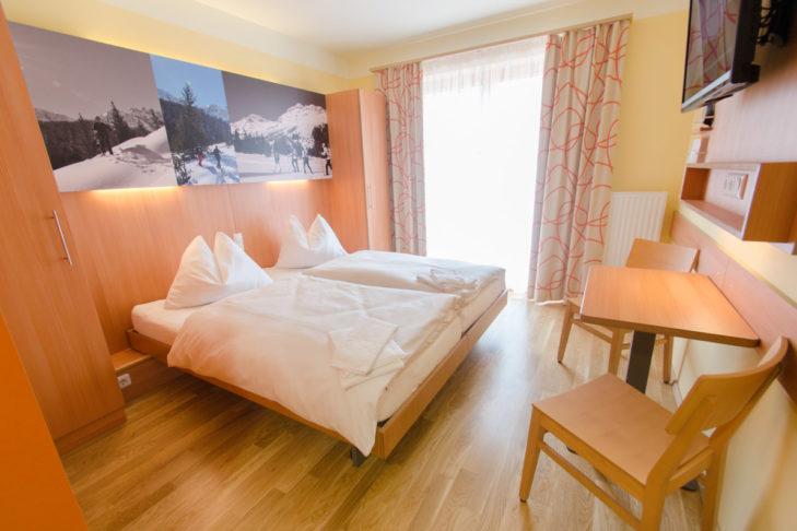 Das JUFA Hotel Wipptal in Steinach am Brenner.