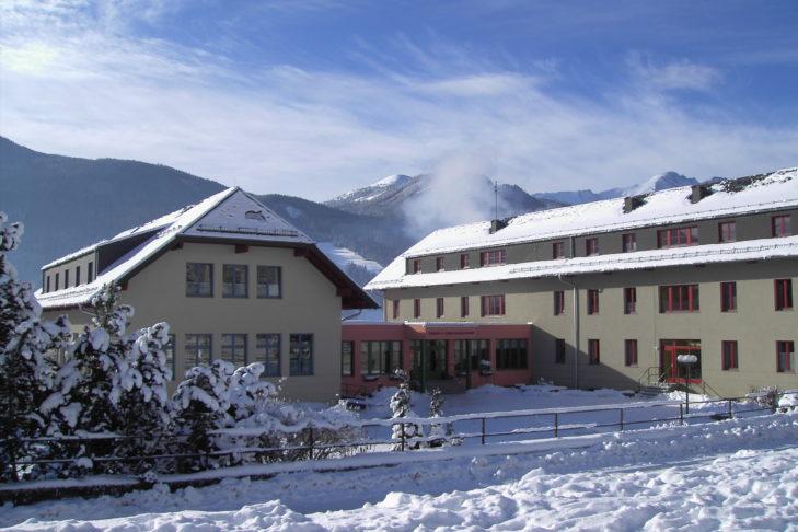 Das JUFA Hotel Lungau in St. Michael im Lungau.
