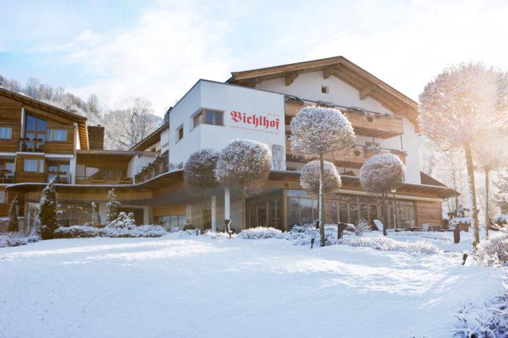 Im Bichlhof in Kitzbühel muss man sich einfach wohlfühlen!