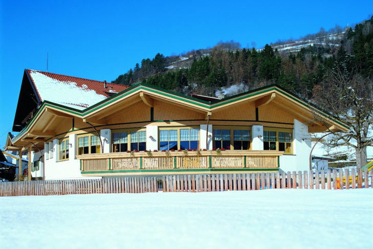 Der Jägerhof in Oetz ist vor allem für Familien geeignet.